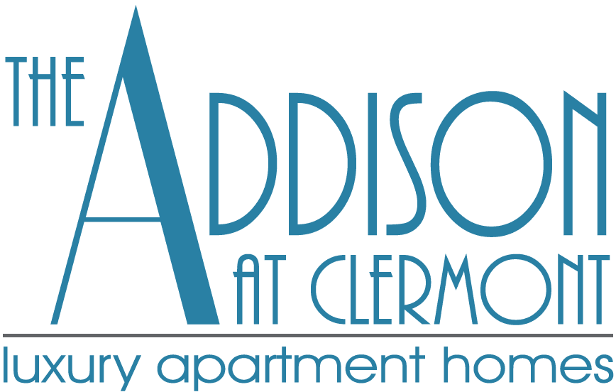 addison at clermont luxury apartments logo