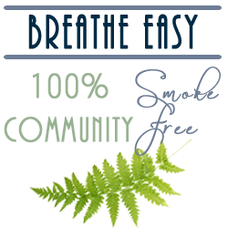 100 percent smoke free community