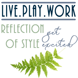 live play work reflection of style
