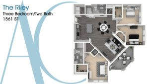 The Riley Addison Clermont Floorplan Template 1920 1080