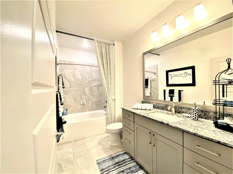 The Addison at Clermont three bedroom model
