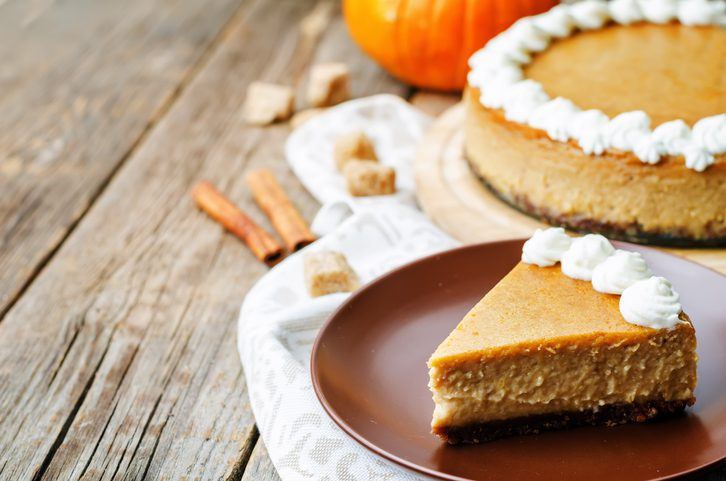 addison pumpkin cheesecake